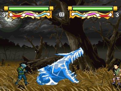 Naruto MUGEN game PC