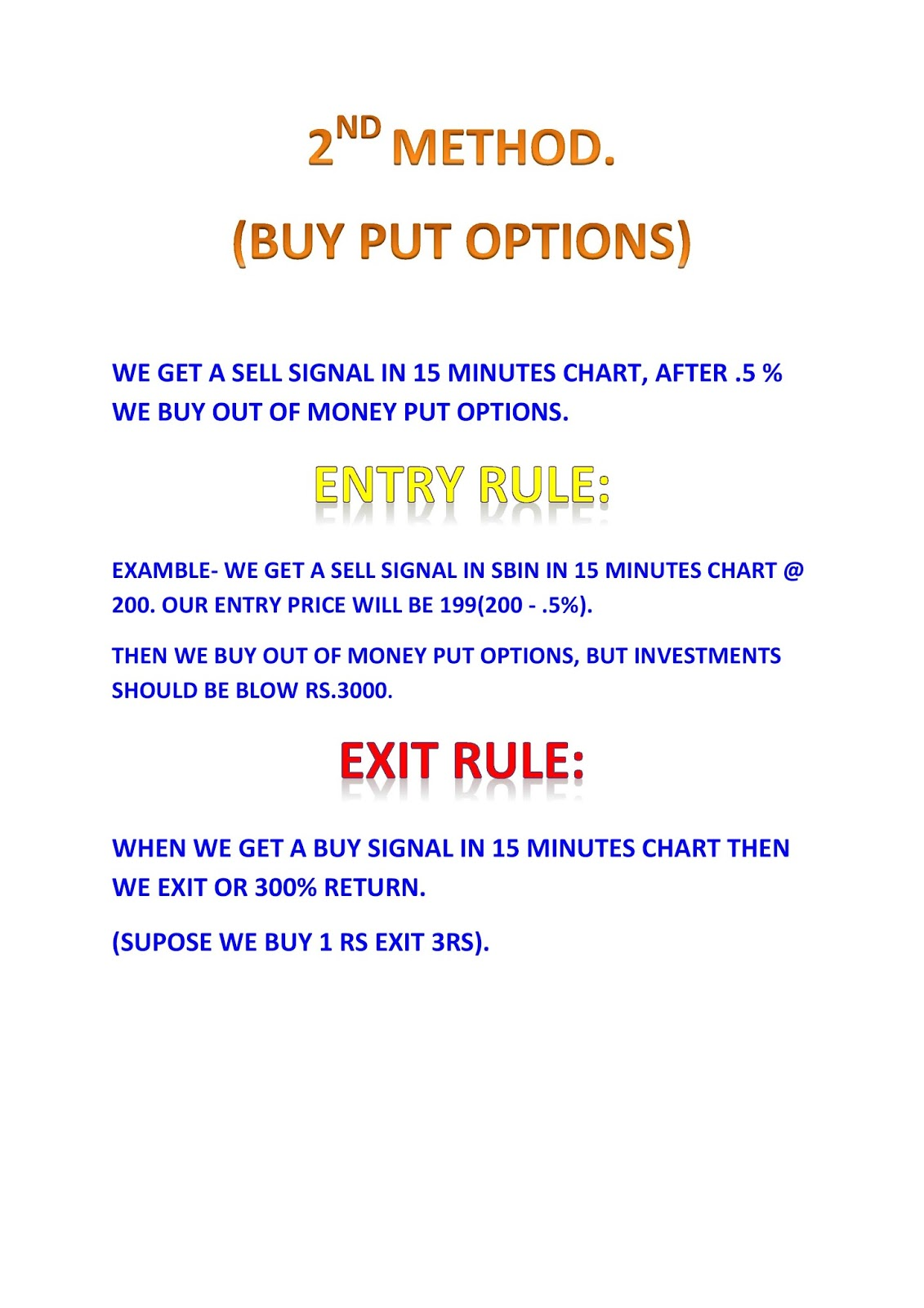 Covered call option trading strategies