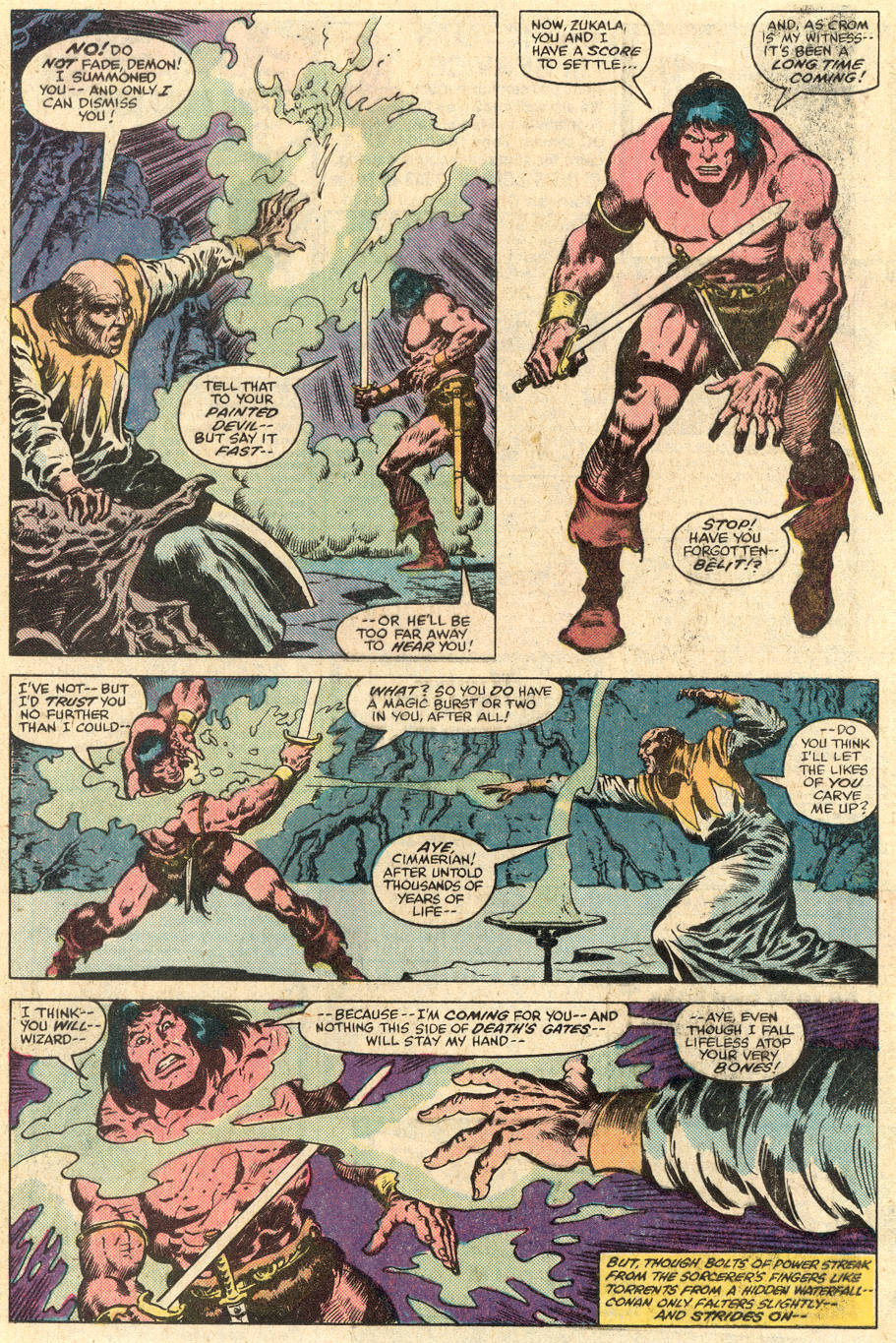 Conan the Barbarian (1970) Issue #115 #127 - English 26