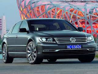 2013 Volkswagen Phaeton Price specs