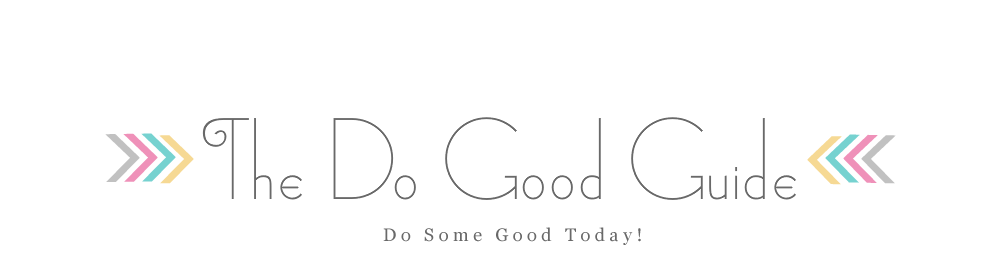 The Do Good Guide