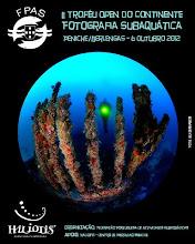 II TROFÉU OPEN DE FOTOGRAFIA SUBAQUATICA 2012