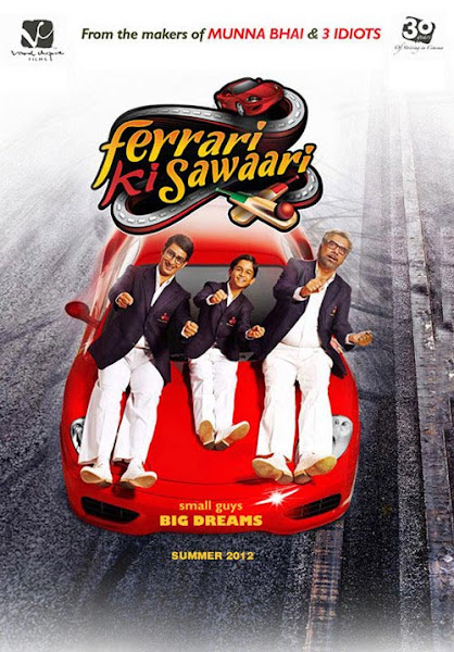 Ferrari Ki Sawaari (2012) Bollywood Hindi Movie
