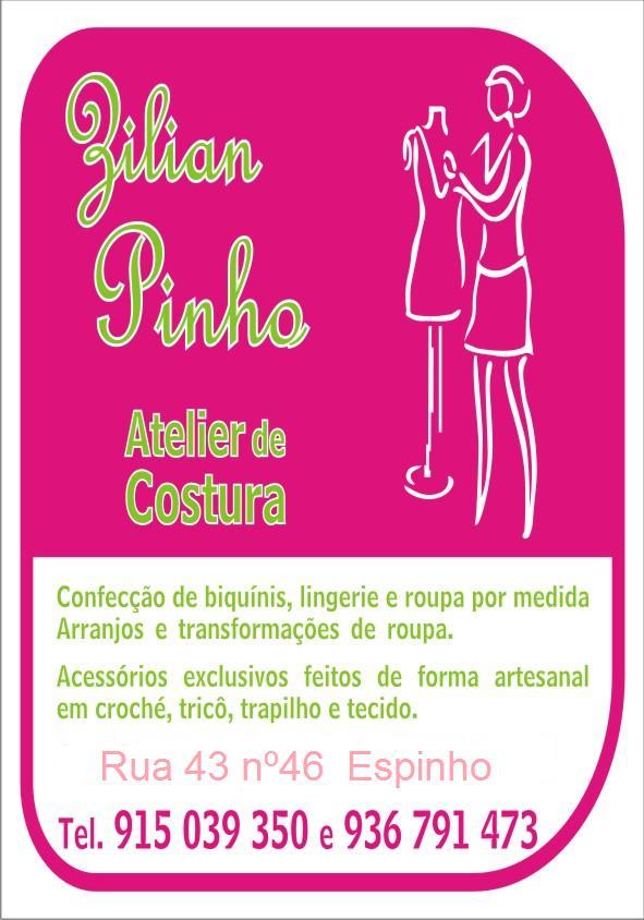 Zilian Pinho-Atelier de Costura