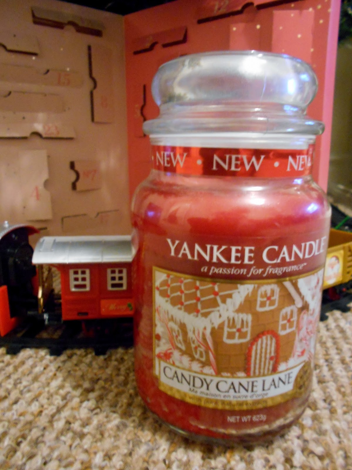Yankee Candle - Candy Cane Lane