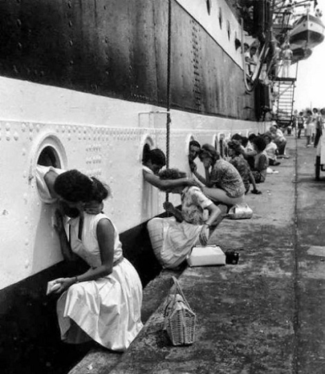 10 Foto Bersejarah Yang Mungkin Tidak Akan Anda Percaya