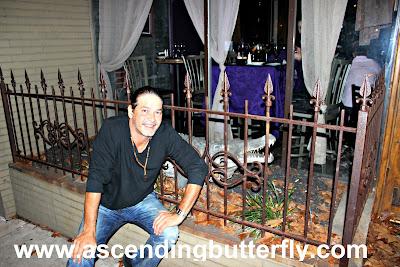 Proprietor of High Street Caffe & Vudu Lounge, Donny Syracuse