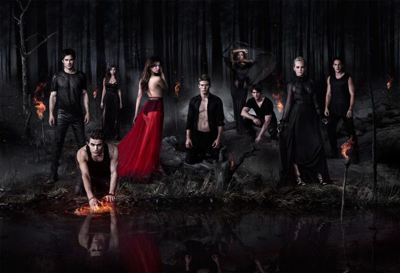 Promo for The Vampire Diaries Season 5 images