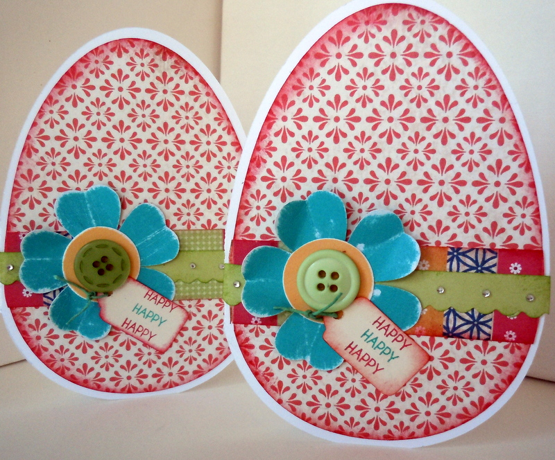 Easter Egg Card - TBS