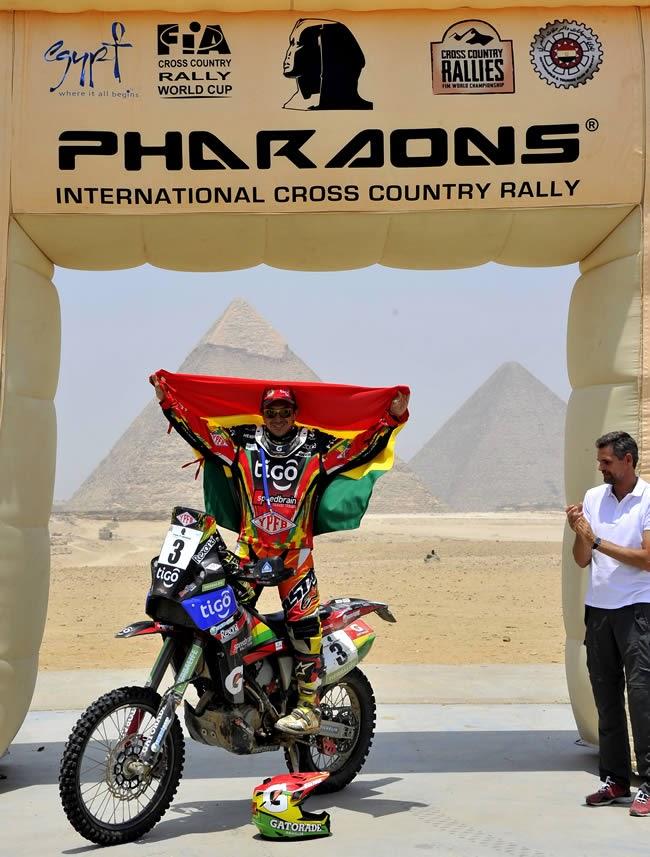 Dakar Por Bolivia - Chavo Salvatierra - Bolivia - Rally Dakar