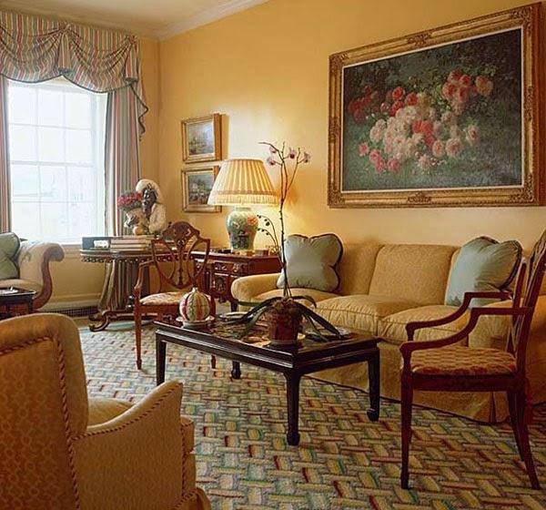 Как выбрать место для картины в доме