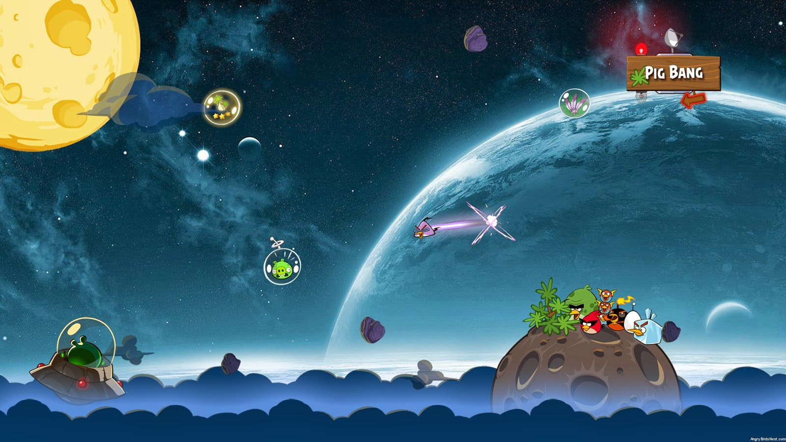 Pc games free download full version download here - Angry birds space gratuit ...