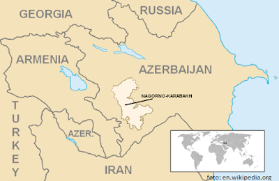 Harta Azerbaijan