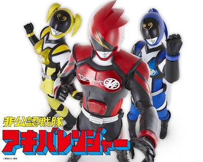 Hikonin Sentai Akibaranger sẽ trở lại với phần 2 Akibaranger3