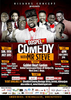 Gospel of Comedy