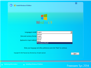 Windows 9 Professional (eng/x64/single link) may 2014