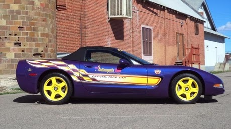 1998 Chevrolet Corvette Official Pace Car