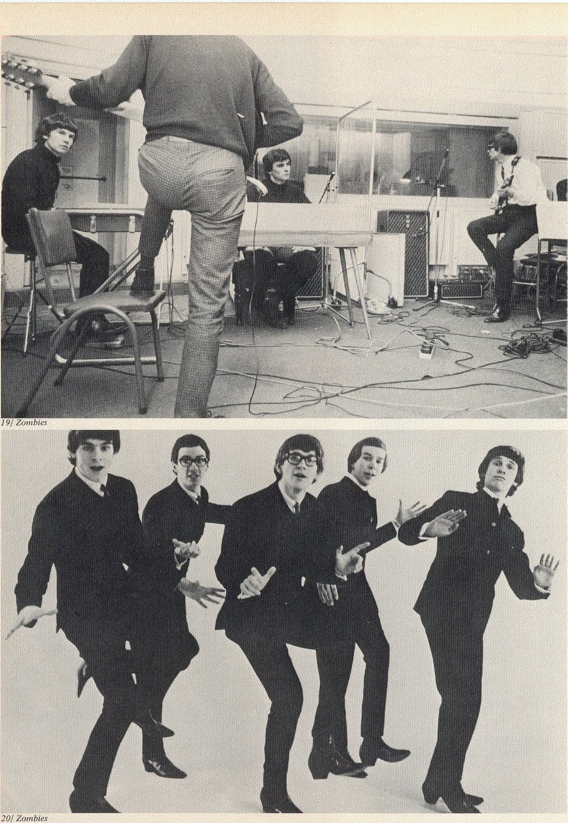 sixties beat the zombies