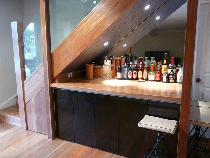 Feng Shui Baño Bajo La Escalera:El hueco de la escalera