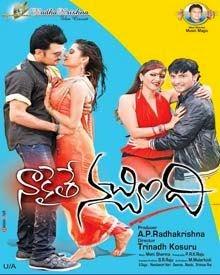 Watch Nakaite Nachindi (2015) DVDScr Telugu Full Movie Watch Online Free Download