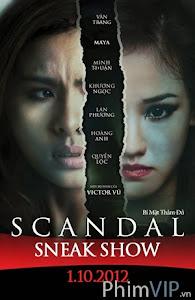 Bí Mật Thảm Đỏ - Scandal poster