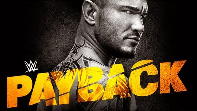 Repetición WWE Payback 2015 en Español Online