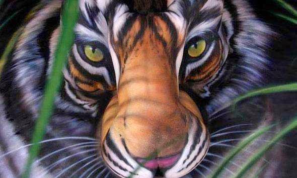 Ilusões de ótica capazes de enganar os olhos humanos