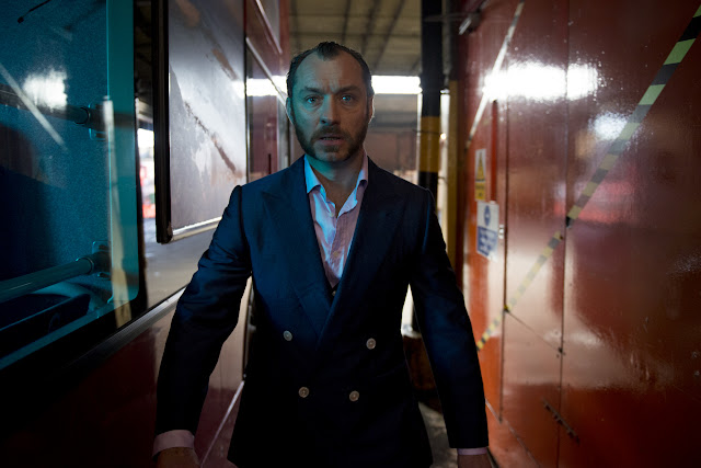 Jude Law is Dom Hemingway