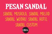 Pesan Sandal Custom