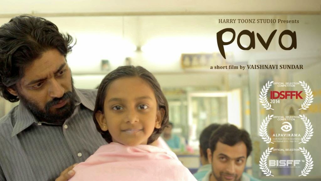 Pava, Movie Poster, A Short Film by Vaishnavi Sundar