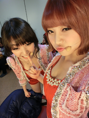 Minah and Yura Girl's Day Goofy Cuties