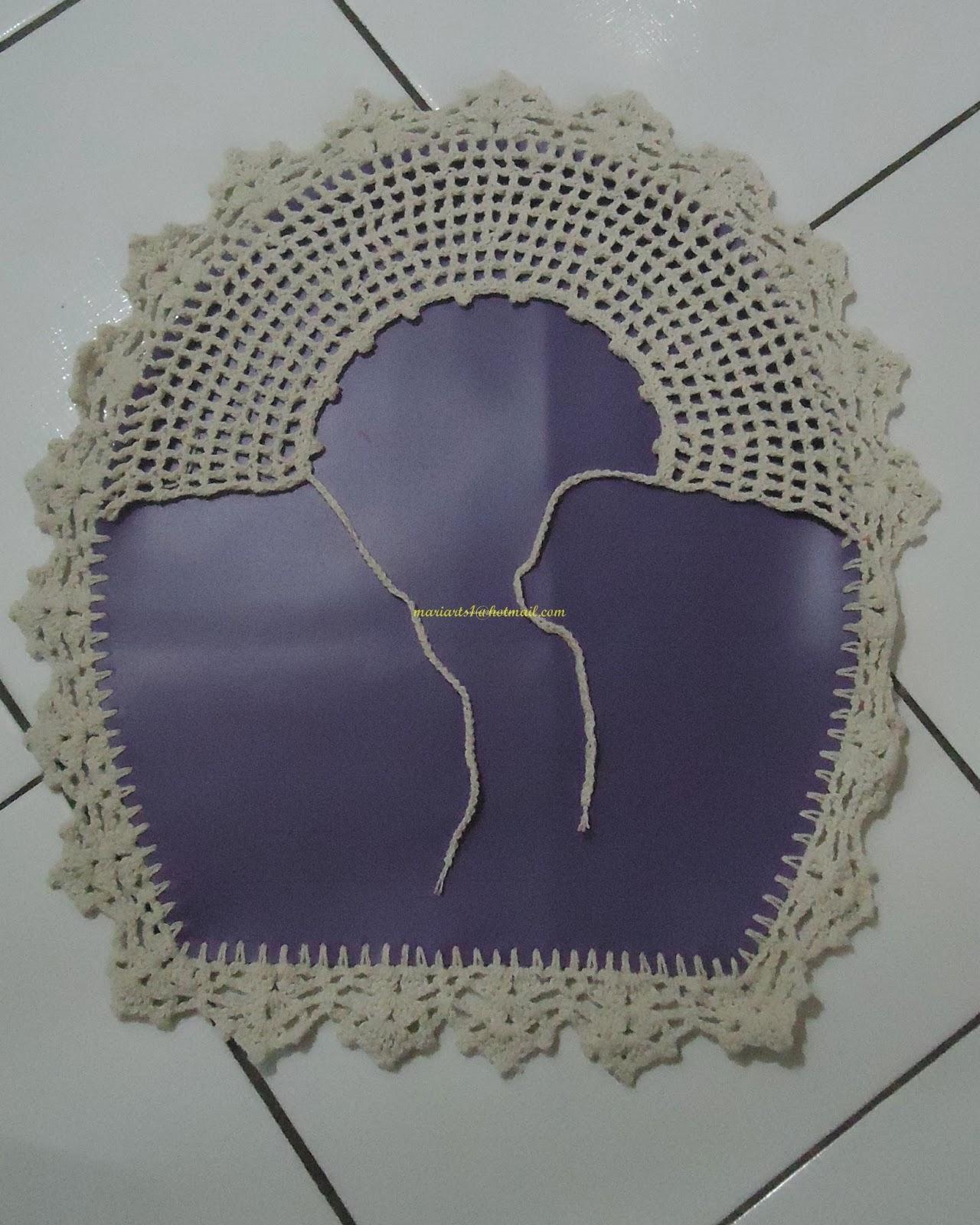 Artes da Maria Moça: Jogos de Banheiro em Emborrachado com acabamento  #4B475E 1280 1600