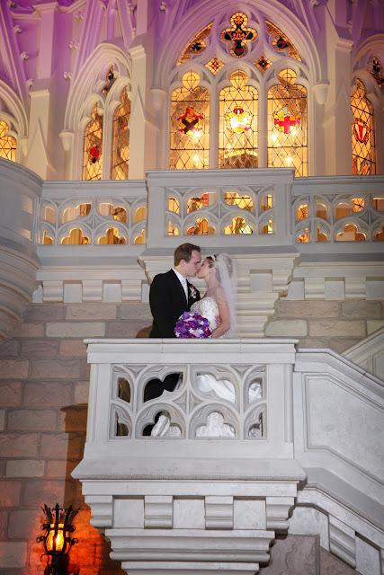 Magic Kingdom Disney Wedding: Mallory + Jimmy