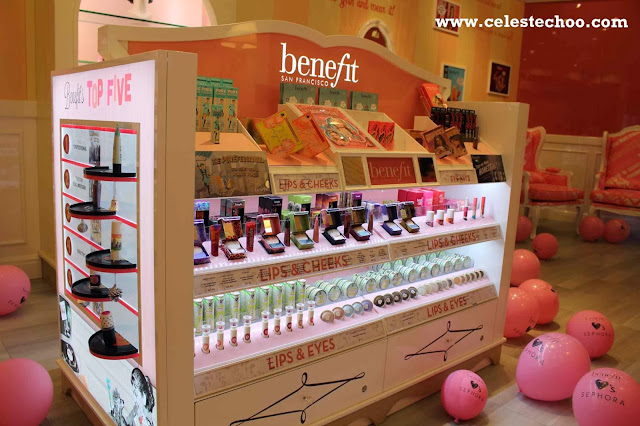 benefit-cosmetics-malaysia-makeup-display