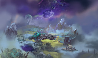 Concept Art for Chaos Reborn