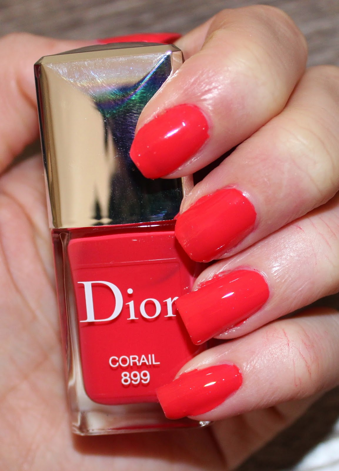 Dior Vernis in Corail