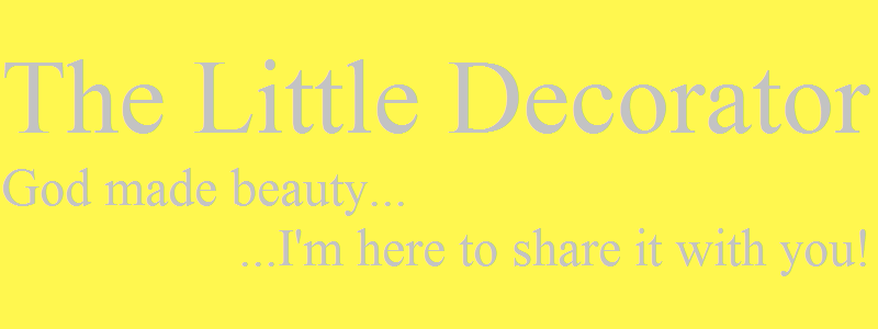 The Little Decorator
