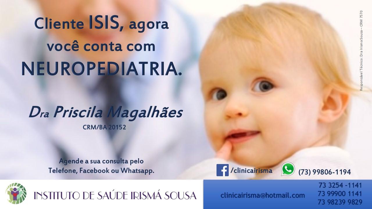 INSTITUTO DE SAÚDE IRISMÁ SOUSA