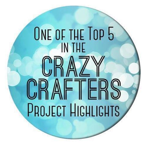 Kylie Bertucci's Crazy Crafters weekly  Highlights