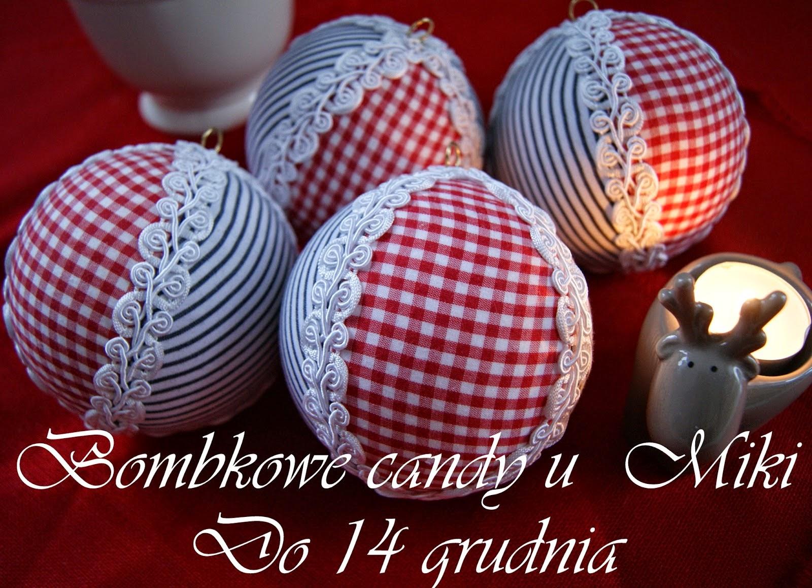 Bombkowe candy u Miki
