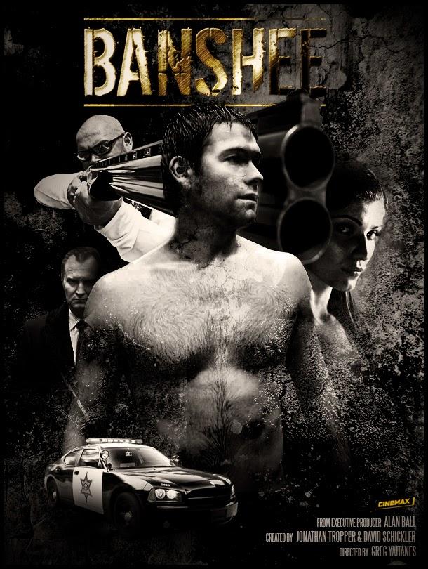 Thị Trấn Banshee - Banshee Season 1