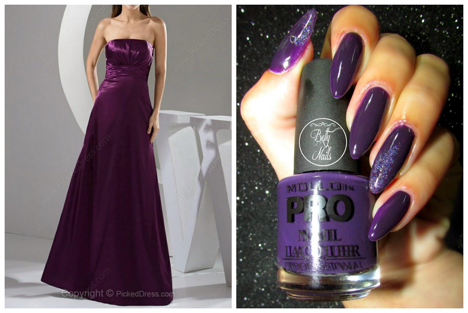 Betty Nails: Fashion November - bridesmaid dresses australia #3