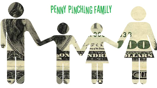Penny Pinching Family