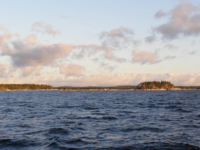 Northern Exposure 2012 Canso To Malagash Cove Nova Scotia