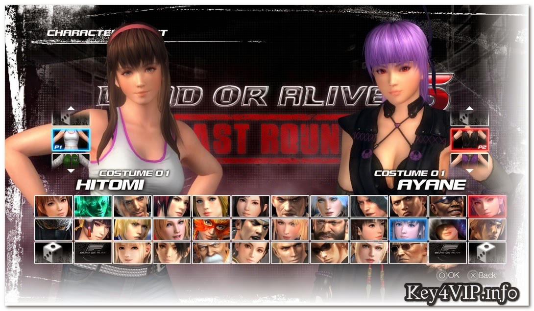 Dead or Alive 5 Last Round-RELOADED - Skidrow Download Full PC Games