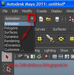 Maya Interface 02