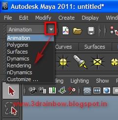 Maya Interface 02