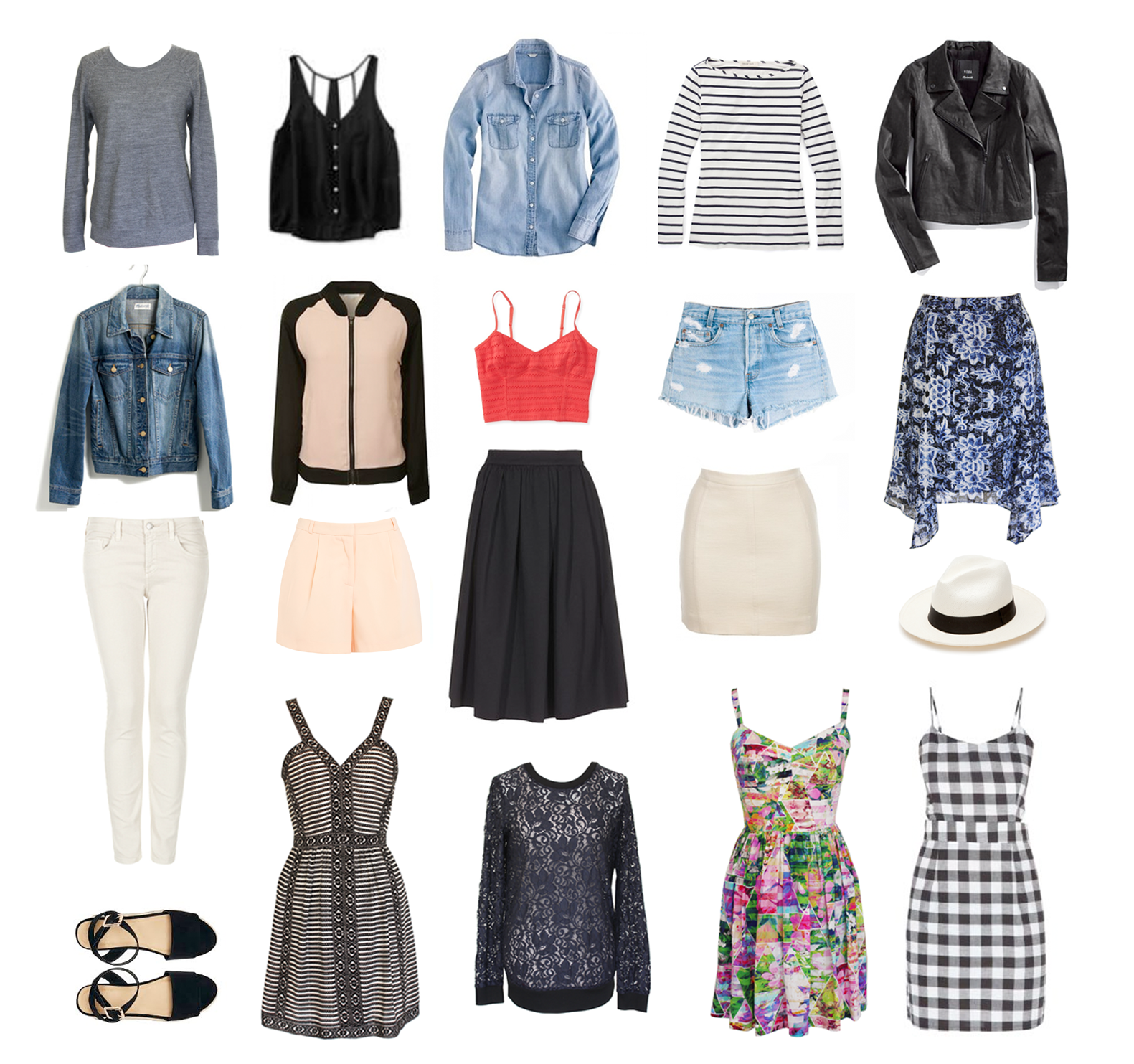 1000  images about STYLE | [capsule] wardrobes on Pinterest
