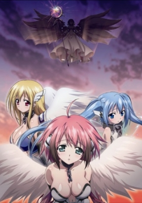 Heaven's Lost Property the Movie: The Angeloid of Clockwork (Dub)