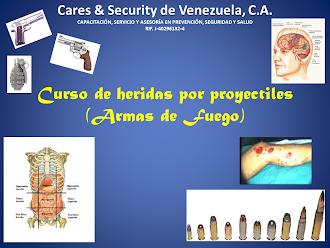 HERIDAS POR PROYECTILES (ARMAS DE FUEGO)